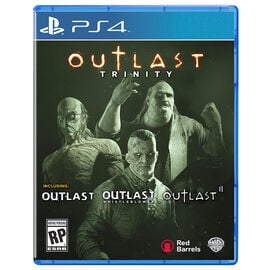 PS4 Outlast Compilation