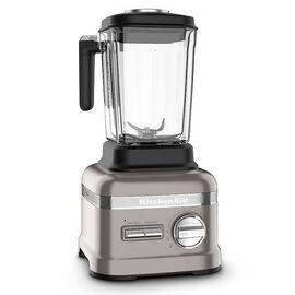 KitchenAid Pro Stand Blender with Thermal Jar - Nickel Pearl