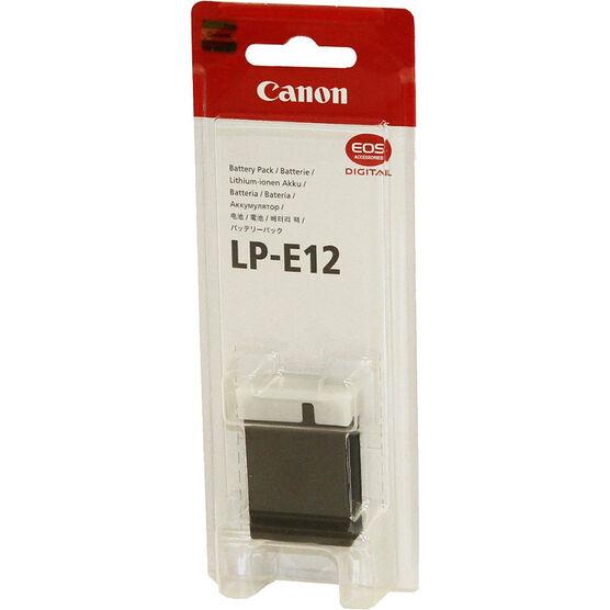 Canon LP-E12 Battery Pack