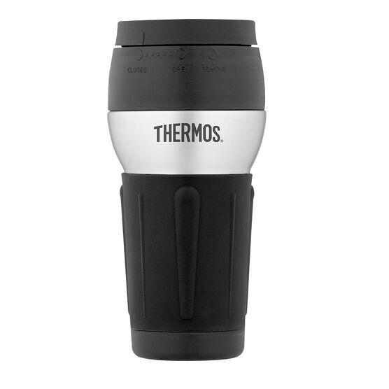 Thermos 360 Vacuum Tumbler - Black - 420ml