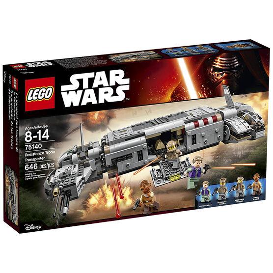 Lego Star Wars - Resistance Troop Transporter
