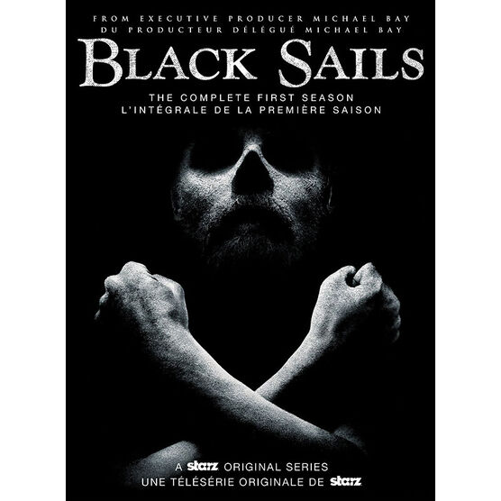 Black Sails: Season 1 - DVD