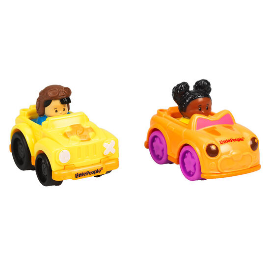Fisher-Price Little People Wheelies - W9256