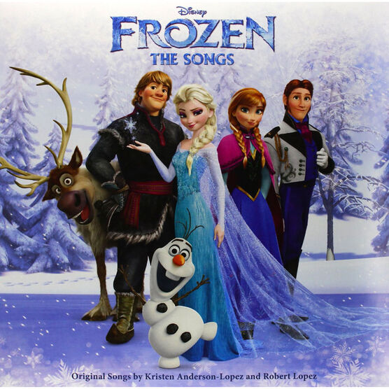 Frozen: The Songs - Soundtrack - Vinyl