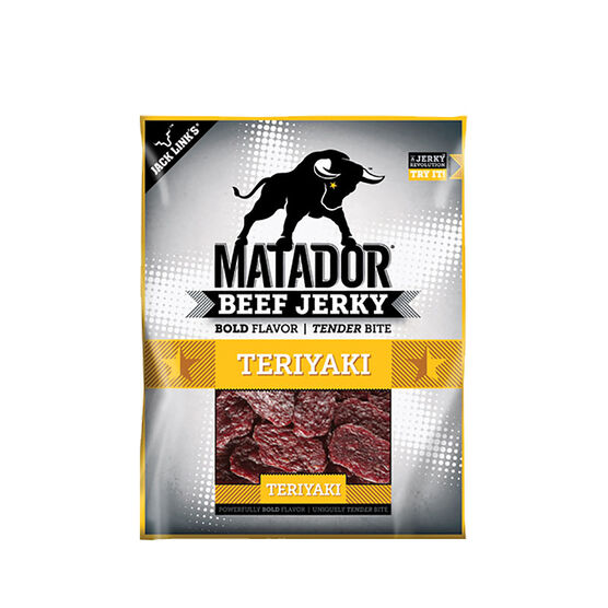 Matador Beef Jerky - Teriyaki - 84g