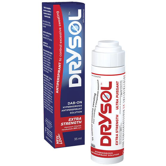 Drysol Anti-Perspirant Extra Strength - 35 ml