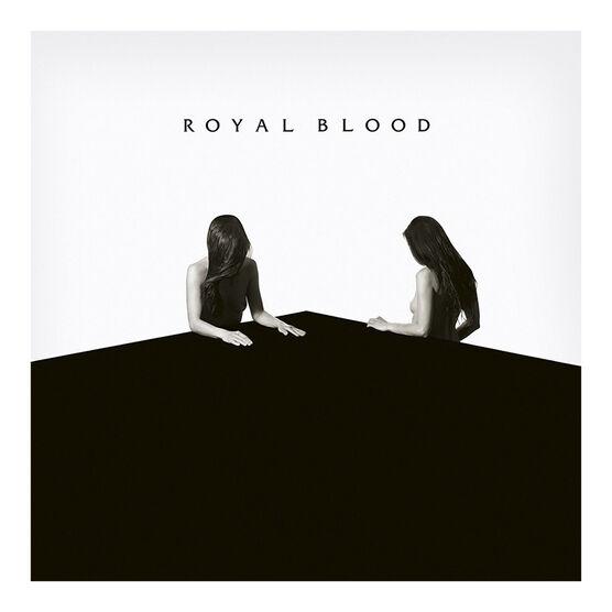 Royal Blood - How Did We Get So Dark - CD