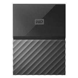 WD 2TB My Passport For Mac USB 3.0 Portable Storage - Black