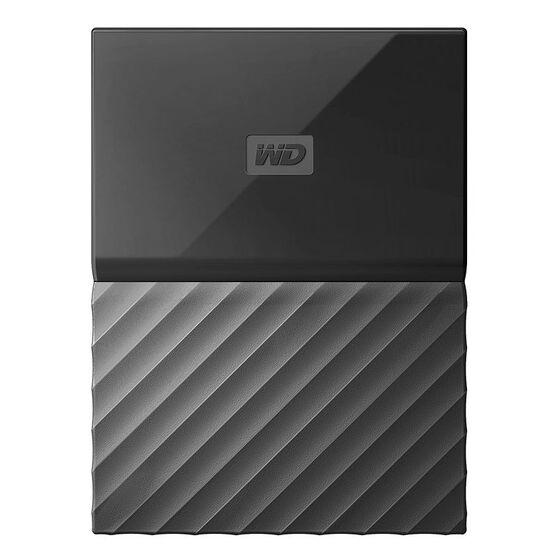 WD 3TB My Passport For Mac USB 3.0 Portable Storage - Black
