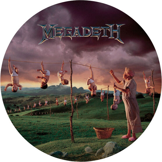 Megadeth - Youthanasia - Picture Disc Vinyl