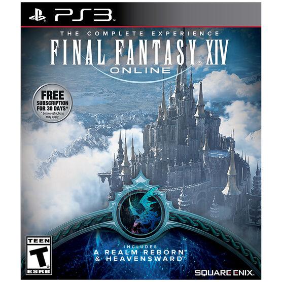 PS3 Final Fantasy XIV: Online