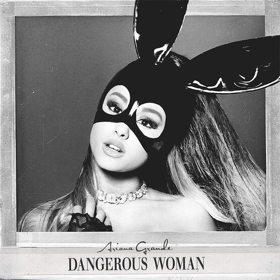 Ariana Grande - Dangerous Woman - CD