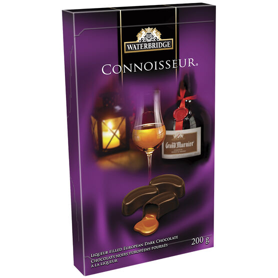 Connoisseur Grand Marnier Filled Chocolates - 300g