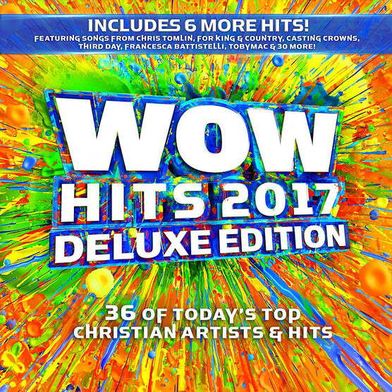 Various Artists - WOW Hits 2017 - 2 CD