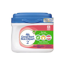 Nestle Good Start 2 Probiotic with Omega 3 & 6 Infant Formula - 600g