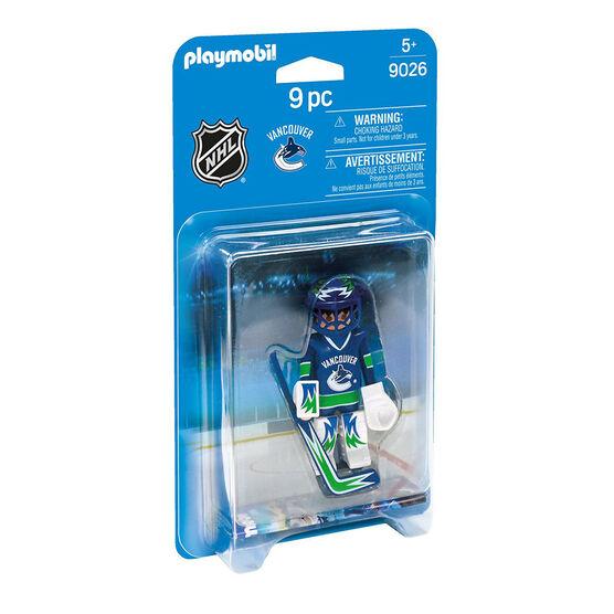 Playmobil NHL Canucks Goalie