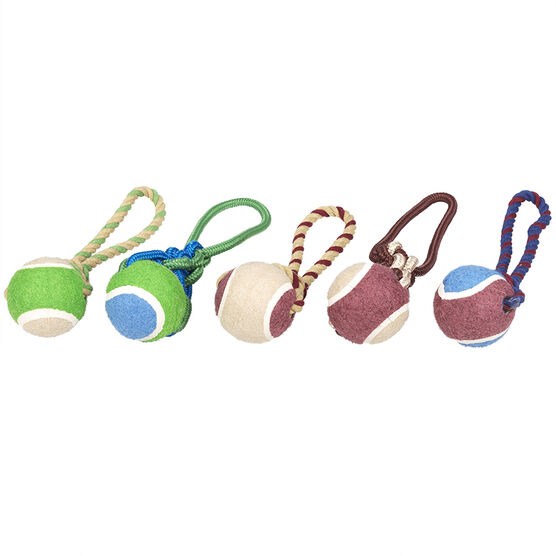 Rope Dog Toys - Assorted