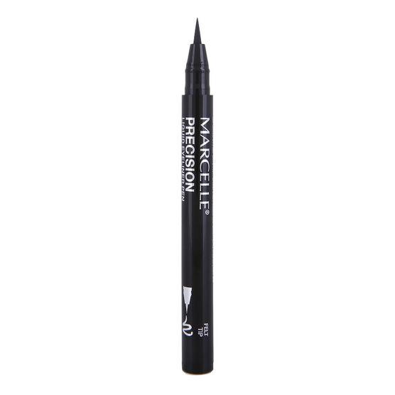 Marcelle Precision Liquid Eyeliner Pen - Intense Black