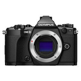 Olympus E-M5 MKII Body - Black - V207040BU000