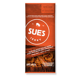 Sue's Jerky - Pulled Pork - 40g