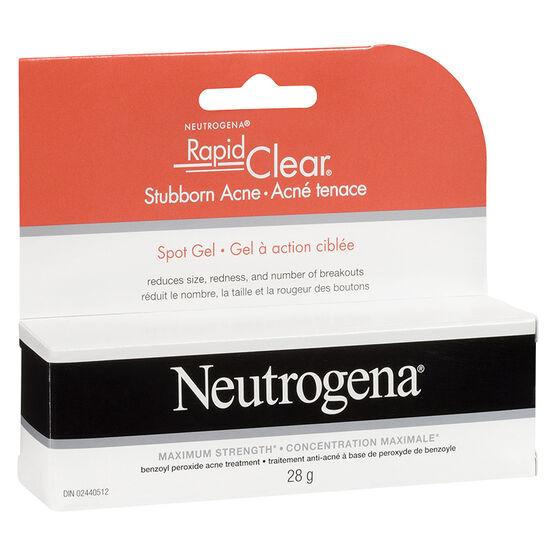 Neutrogena Rapid Clear Stubborn Spot Gel - 28g