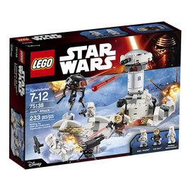 Lego Star Wars Hoth Attack - 75138
