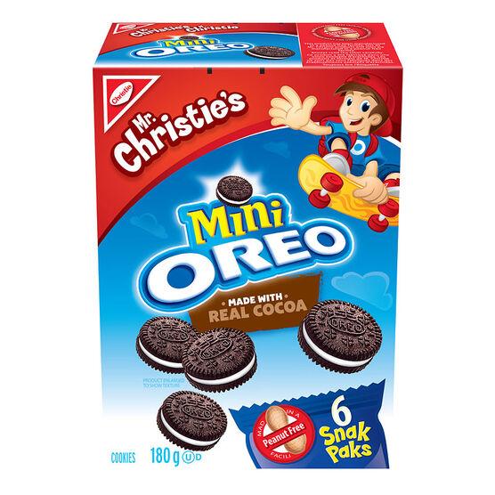 Christie Mini Oreo - 6 pack