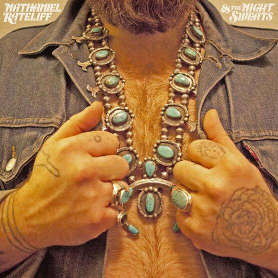 Nathaniel Rateliff & The Night Sweats - Self Titled - Vinyl