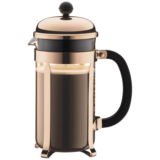 Bodum French Press - Copper - 8 Cup