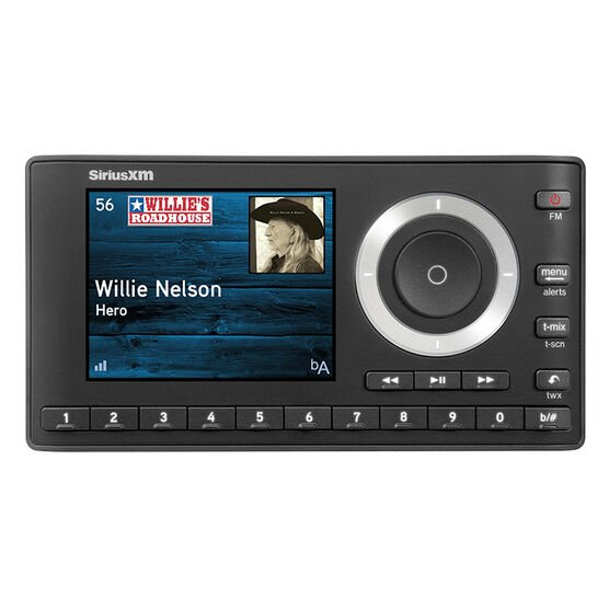 SiriusXM Onyx Plus with Car Kit - Black - SXPL1V1C