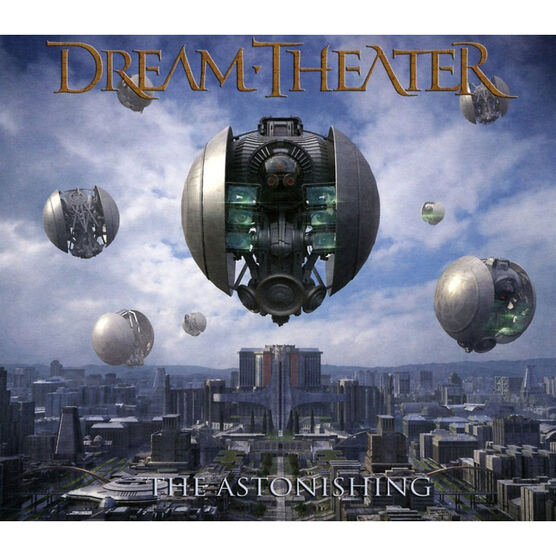 Dream Theater - The Astonishing - 2 CD