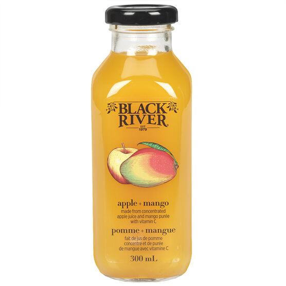 Black River Apple Mango Juice Blend - 300ml
