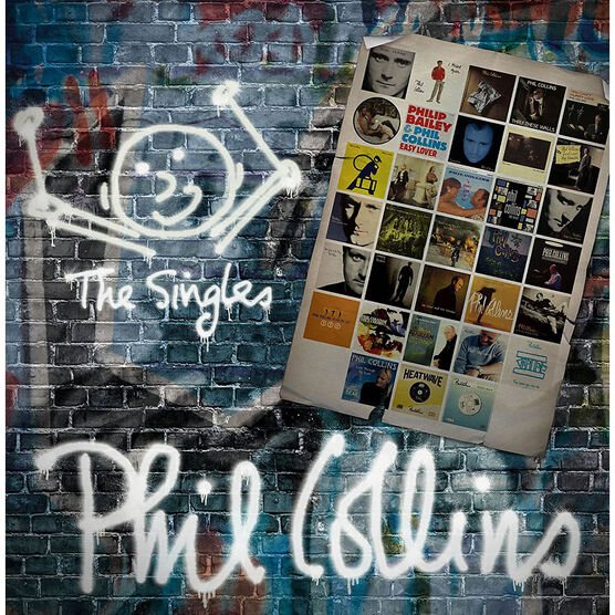 Phil Collins - The Singles - 2 CD