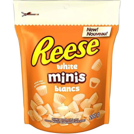 Reese's White Mini Cups - 200g