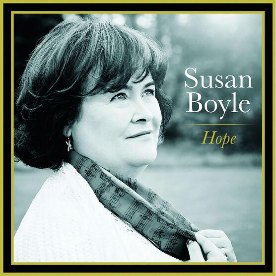 Susan Boyle - Hope - CD