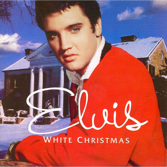 Elvis Presley - White Christmas - CD