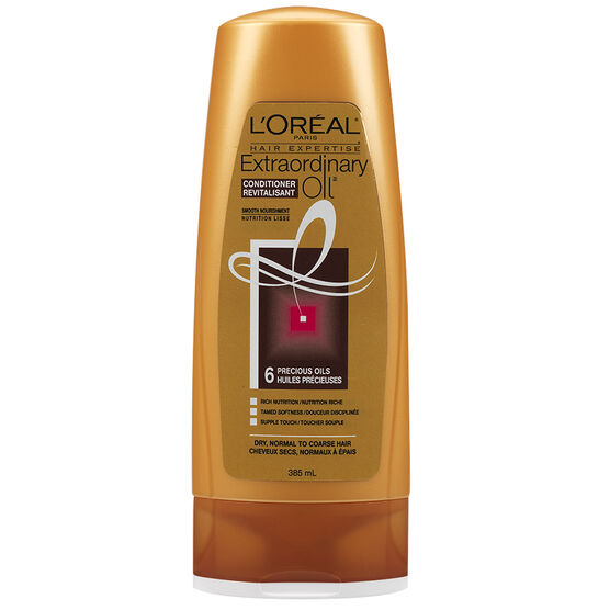 L'Oreal Extraordinary Oil Conditioner - Dry/Normal to Coarse - 385ml