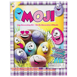 Easter Moji Egg Decorating Kit