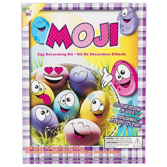Easter Moji Egg Decorating Kit