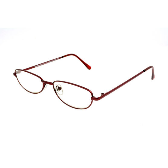 Foster Grant Larsyn Reading Glasses - Wine - 3.25