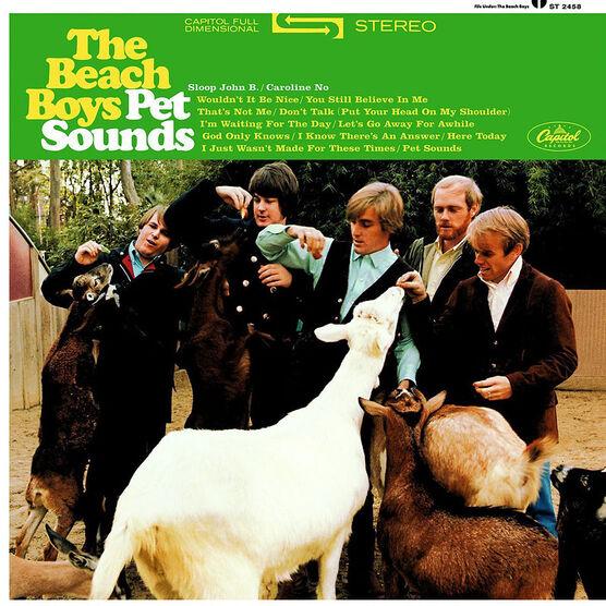 The Beach Boys - Pet Sounds (50th Anniversary Stereo Edition) - Vinyl