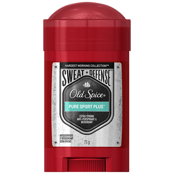 Old Spice Sweat Defense Anti-Perspirant - Pure Sport Plus - 73g