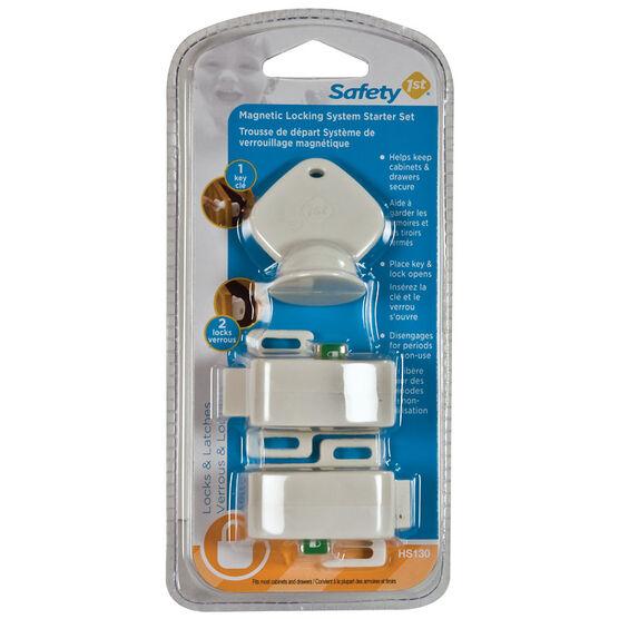 Safety 1st Locking System Started Set - HS130