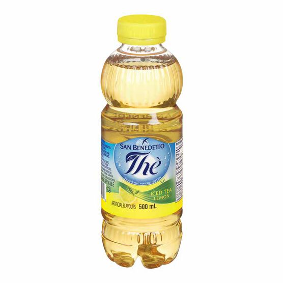San Benedetto Ice Tea - Lemon - 500ml