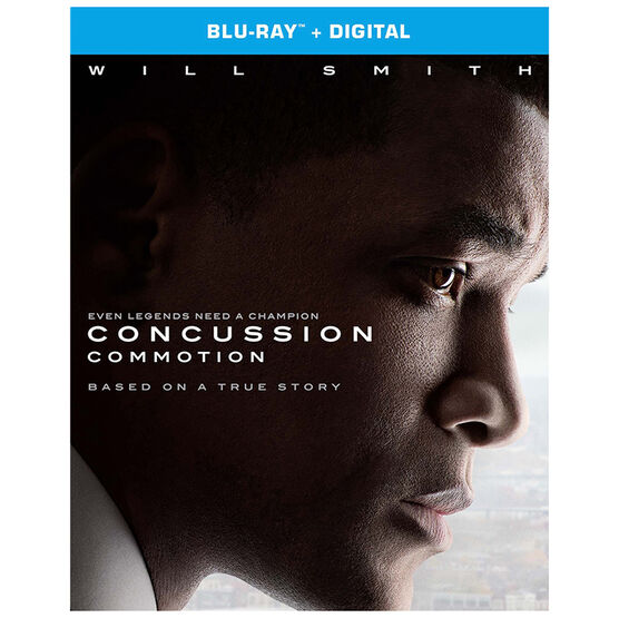 Concussion - Blu-ray