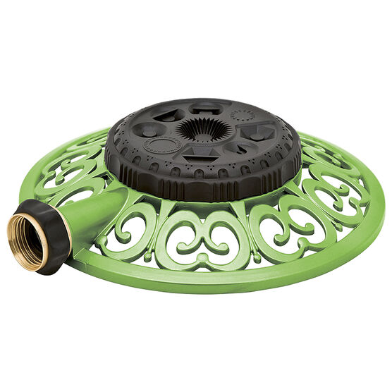 Garden Blooms Turret Sprinkler - 15386-MJ