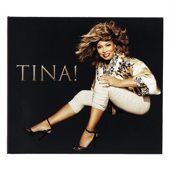 Tina Turner - Tina! - CD