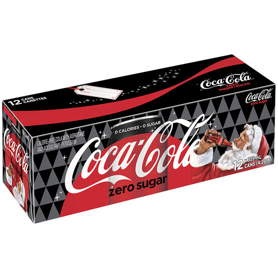 Coke Zero - Fridge Mate - 12 pack