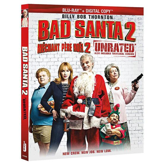 Bad Santa 2 - Blu-ray