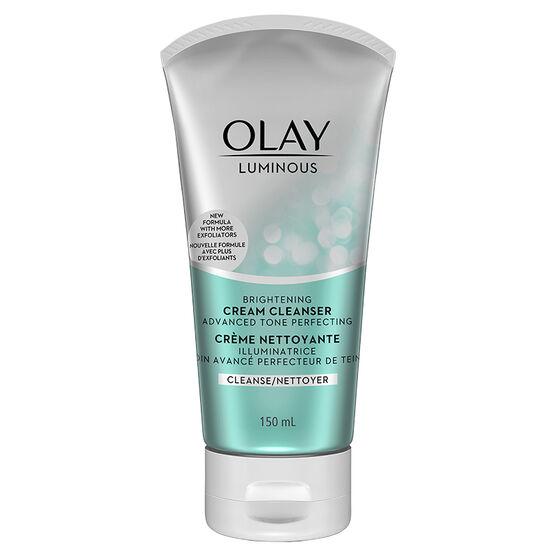 Olay Luminous Brightening Cream Cleanser - 150ml
